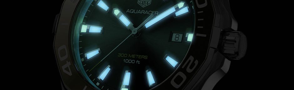 Dives Into Summer:Cheap TAG Heuer Released Three New Aquaracer Replica Watches