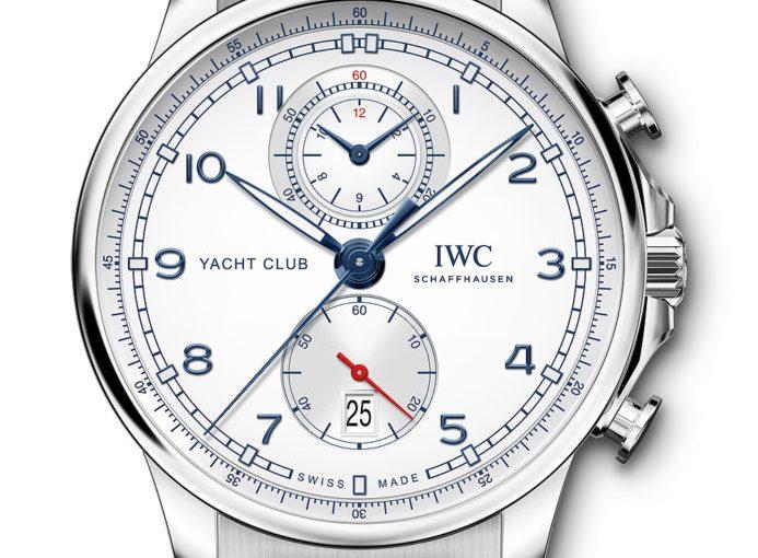 High Quaitly Restarted IWC Portugieser Yacht Club Replica Watches