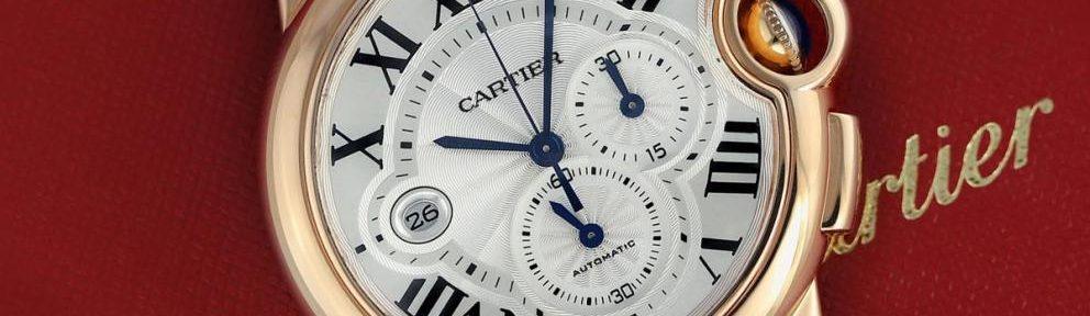 AAA Replica Cartier Ballon Bleu Chronograph Watches Review