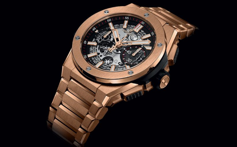 Cheap Hublot Released First Big Bang Replica Watches With an Integrated Bracelet