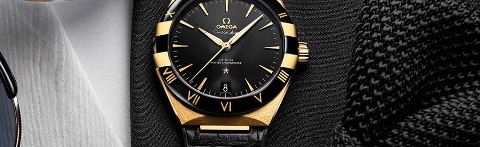 Top Omega Launches New Constellation Gents' Replica Watches