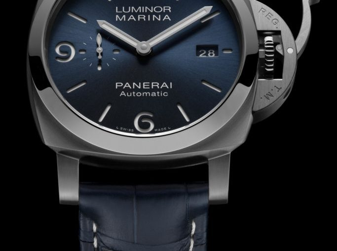 Luxury Panerai Released Luminor Marina PAM01313 Replica Watches For 70th Anniversary